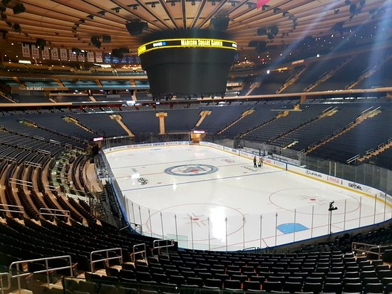 Madison Square Garden All Access Tour New York City Recenze