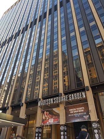 Madison Square Garden All Access Tour Nueva York Lo Que Se Debe Saber Antes De Viajar