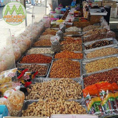 San Javier, İspanya: En alimentación productos de calidad en todos los puestos