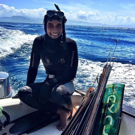 Spearfishing bali sanur indonesia updated 2018 top for Mario go fish