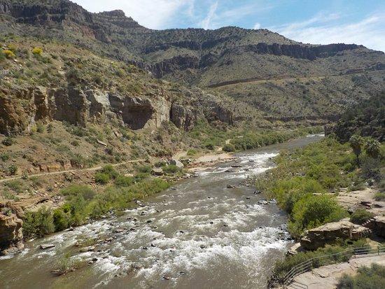 Globe, AZ: River
