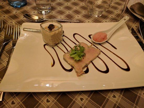 Rehaupal, Francia: Le dîner