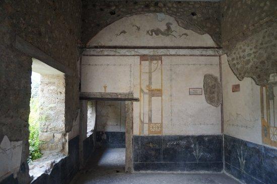 Πομπηία, Ιταλία: Дом Принца Неаполя