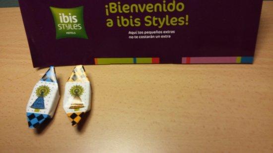 Hotel Ibis Styles Ramiro I Bild