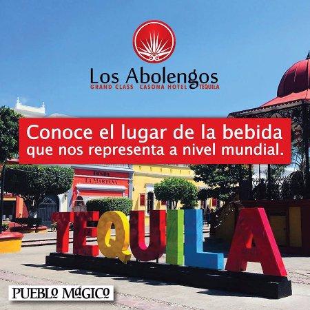 EL PUEBLO MÁGICO DE TEQUILA TIENE SUS LETRAS, VEN Y SÁCATE