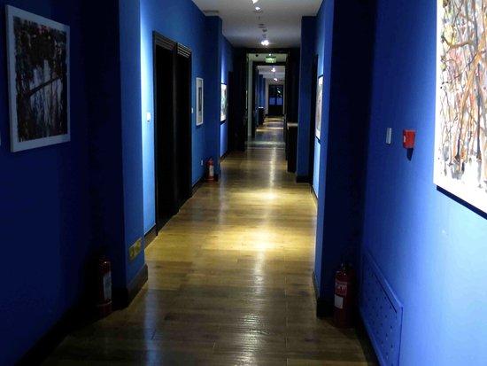 Gracie Art Hotel 798: Hallway