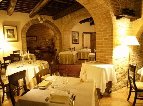 Deruta, Itália: Sala Ristorante