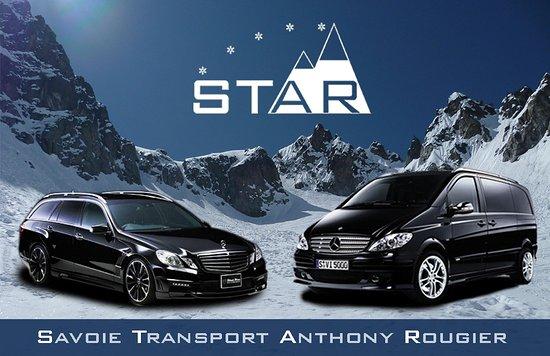 Savoie Transport Anthony Rougier