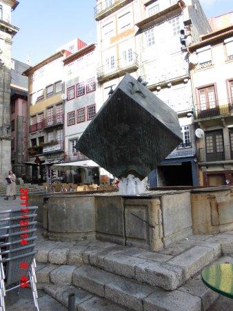 Fonte da Praça de Ribeira