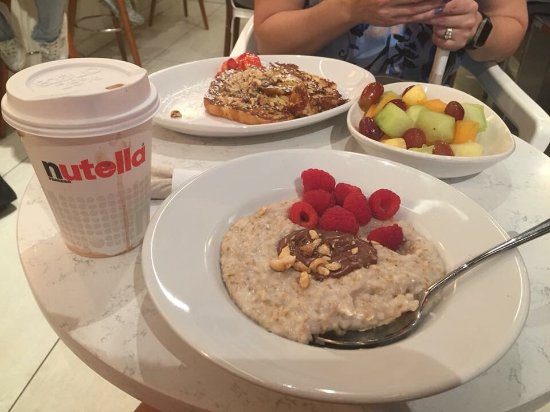 Nutella Cafe Chicago Location