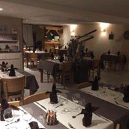 La Belle Vallee: Notre salle de restaurant