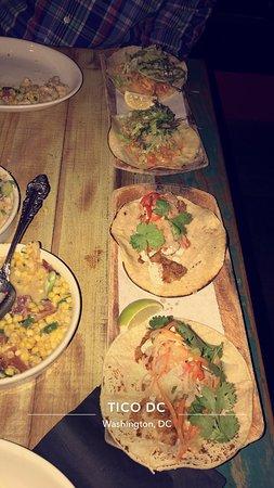 Tico Restaurant Dc Reviews