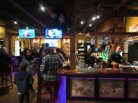 Colchester, VT: Bar