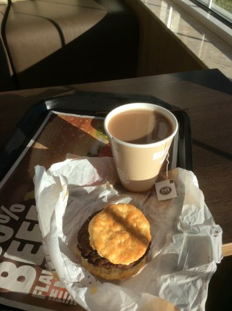 Ramsey, NJ: My quick but tasty breakfast snack.