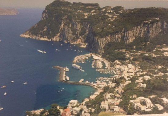 Belvedere di Tragara : Capri