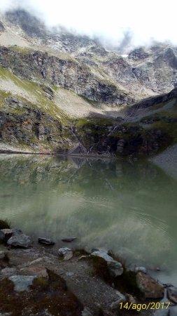 Valgrisenche, Italien: Dopo una bella salita...il premio