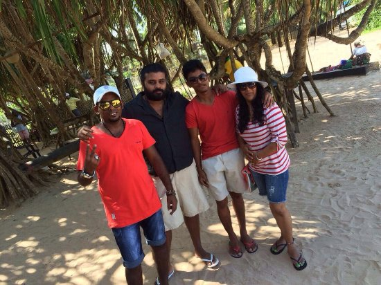 Bentota, Sri Lanka: i was so excited to go on boat trip i went with my family to this place it so awesome  i was so