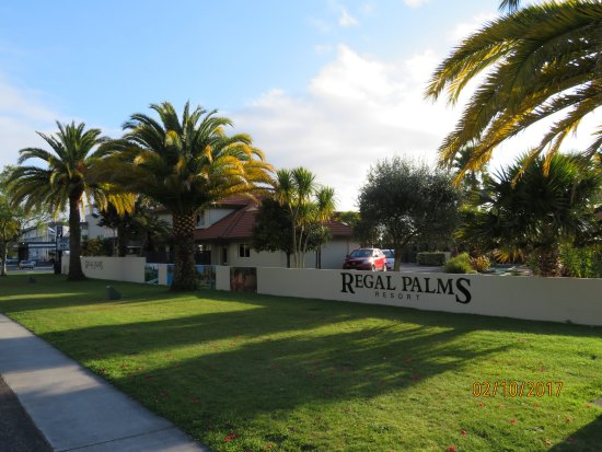 Lakeland Queen Picture Of Regal Palms Resort Rotorua Tripadvisor