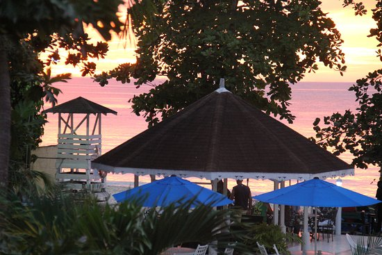 Merrils Beach Resort II: fin de journée
