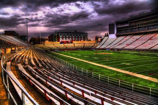 Pullman, WA: Martin Stadium