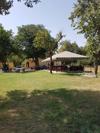Kharwa Bagh Farm Restaurant