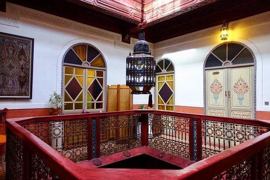 Maison Arabo Andalouse-bild