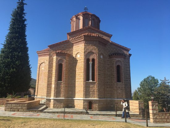 Elder Paisios' Tomb