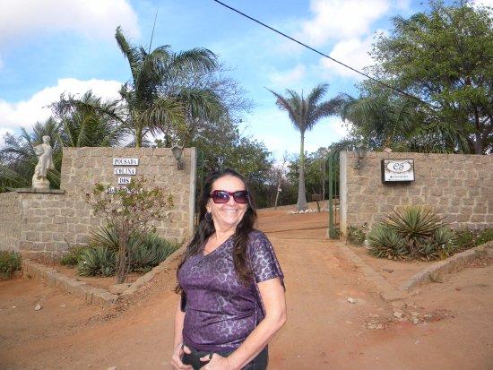 Cerro Cora, RN: Portão Principal