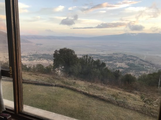 Ngorongoro Wildlife Lodge : Room with a view!