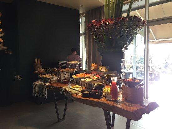 Cafe Da Manha Picture Of Movich Buro 26 Hotel Bogota Tripadvisor