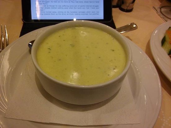 Offenbach, Tyskland: Broccoli Soup