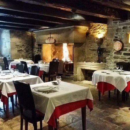 Plaisance, Frankrike: Our main restaurant
