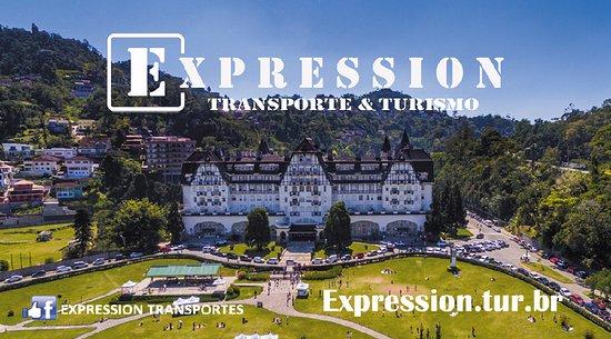 Expression Transporte e Turismo