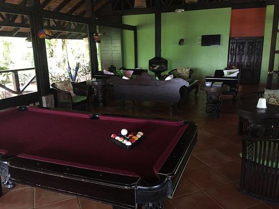 Rio Celeste Hideaway Hotel: Espace en accès libre