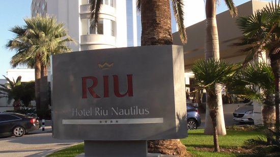 Hotel Riu Nautilus Photo