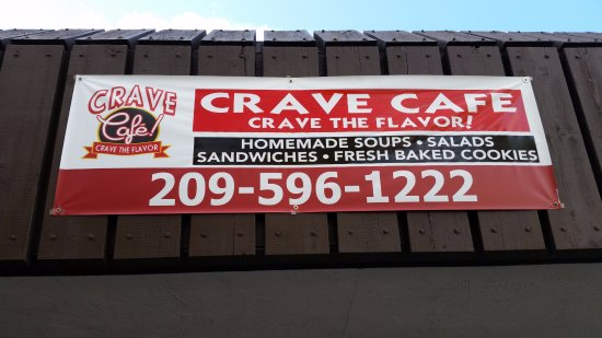 Modesto, CA: Crave Cafe