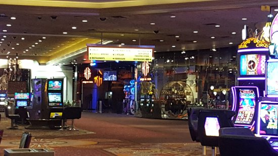MGM Grand Hotel and Casino: entrance to KA