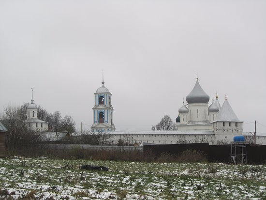 Pereslavl-Zalessky, Rusia: Вид монастыря