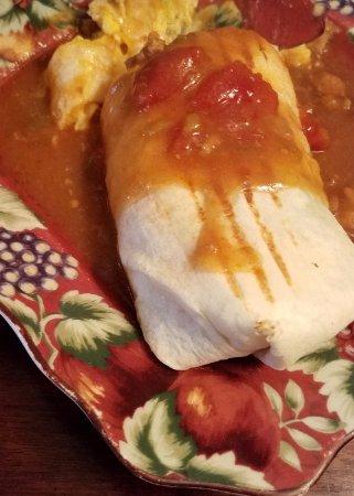 Florissant, CO: Burrito