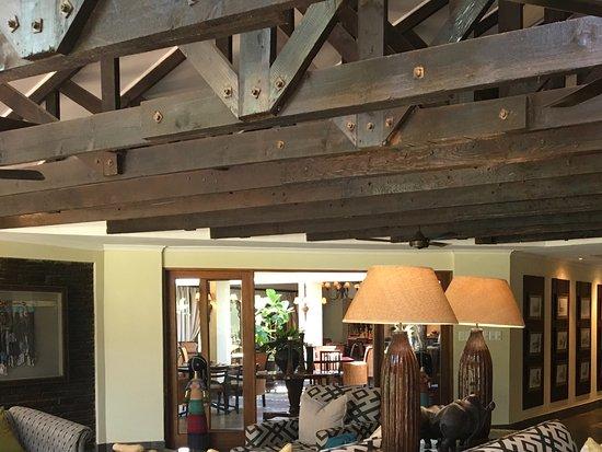 Mkuze, جنوب أفريقيا: Chillige Lounge