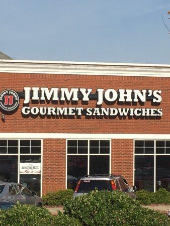 High Point, Caroline du Nord : Jimmy John's