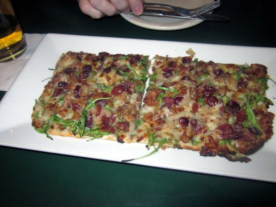 Warminster, PA: Rustic Flatbread
