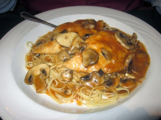 "Warminster, PA: Chicken ""Marsala"""