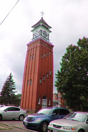 ‪Gananoque Clock Tower‬