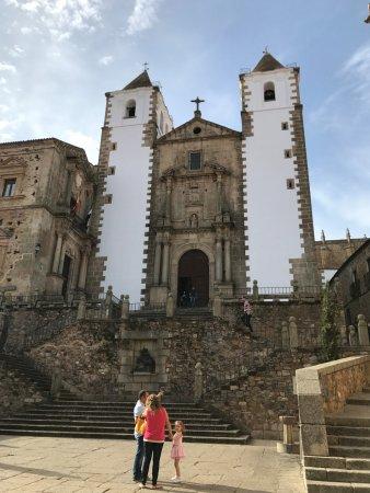 Province of Caceres, Hiszpania: Iglesia de San Francisco Javier.