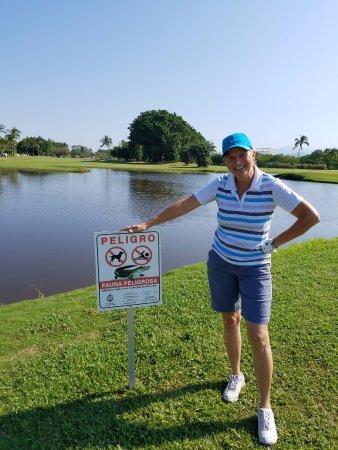 Marina Golf Club: Marina Golf PV