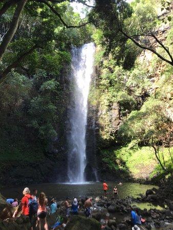 Wailua, HI: da falls