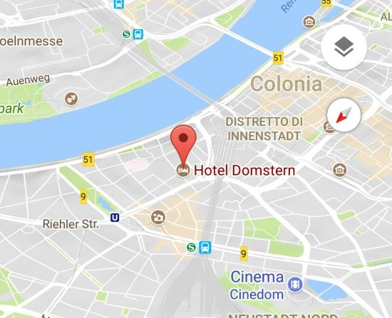 Hotel Domstern: _20171111_205700_large.jpg