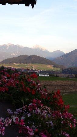 Haus Schweigl : from the balcony