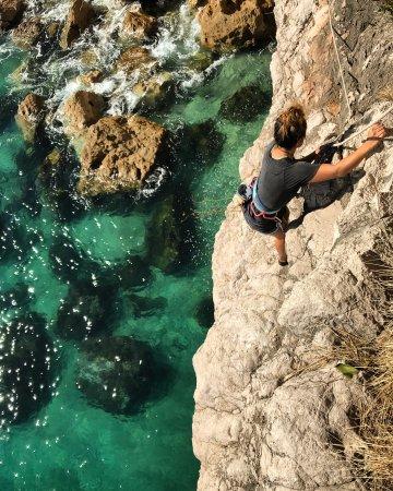 Rock Climbing Lisbon